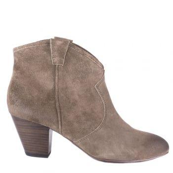 Ash JALOUSE Boots Topo Suede, SS16.