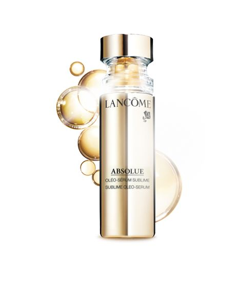 Lancome Absolue Oleo-Serum.