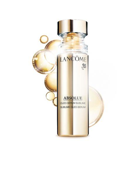Lancome Absolue Oleo-Serum.