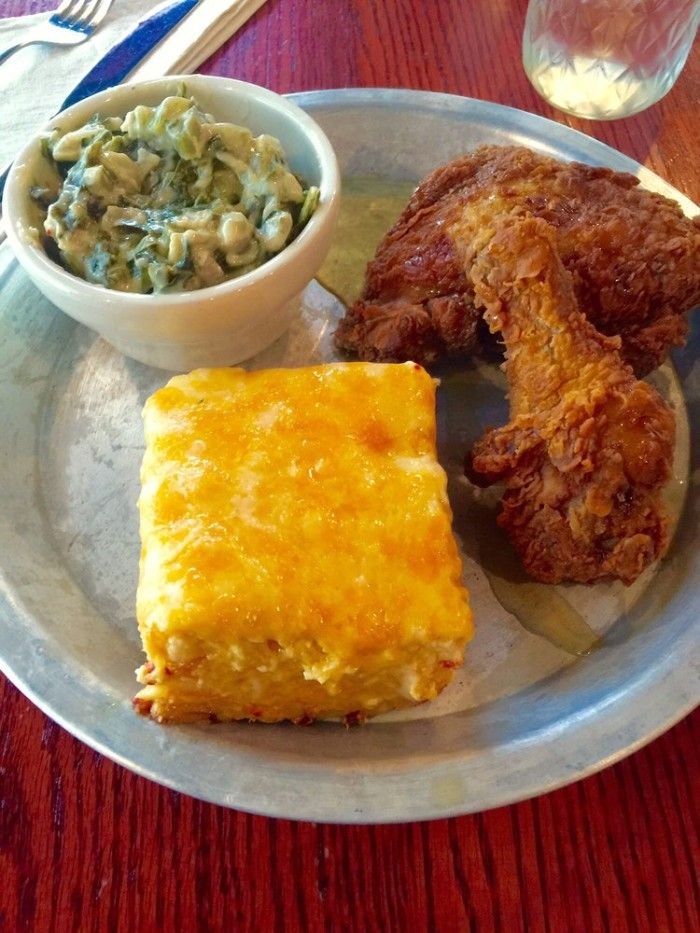 Chef Ashley Christensen, named 2014 Best Chef in the Southeast (by James Beard Foundation) @ Beasley's Chicken + Honey