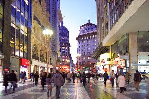 Florida Street. Buenos Aires, Argentina (2008)