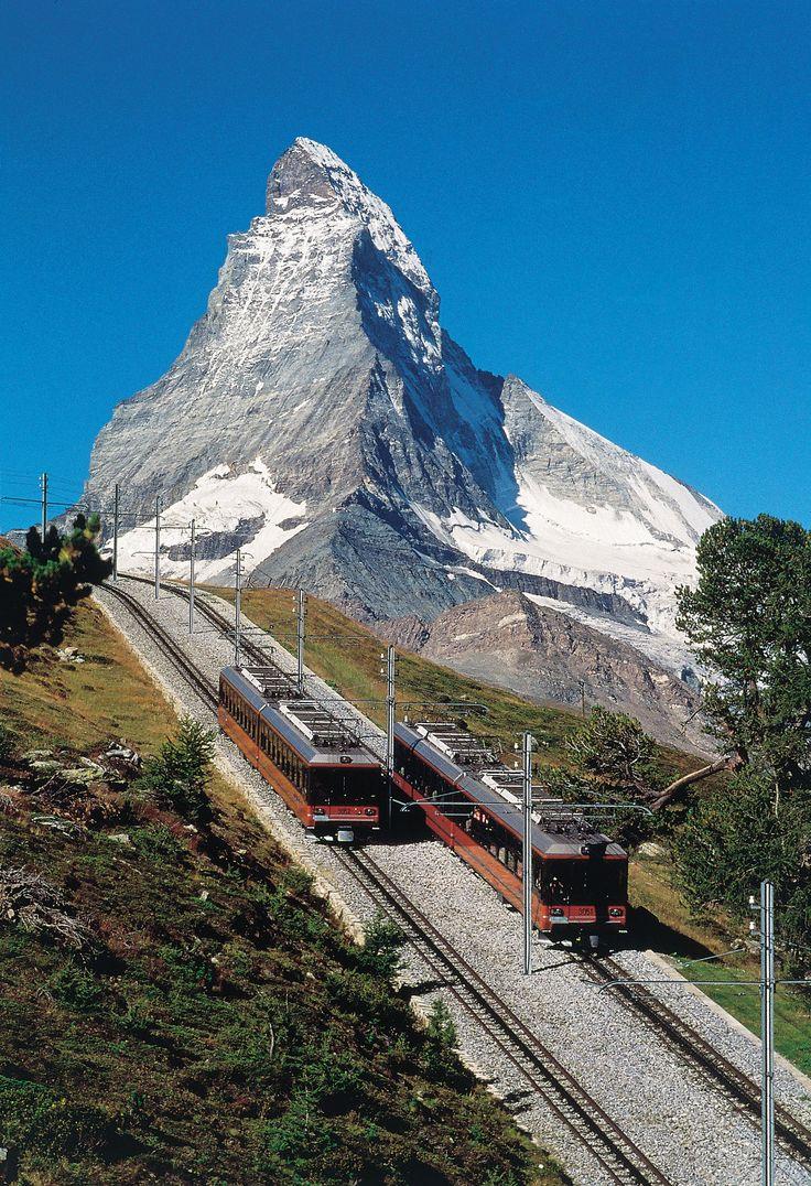 Gornergrat Bahn - Matterhorn (Cervin) - Suisse