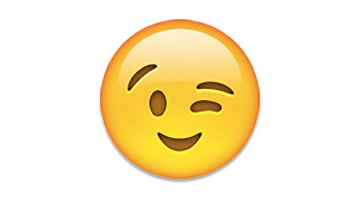 You may miss it on first glance, but if you really concentrate, you'll see this emoji actually only has one eye. But that hasn't made this emoji any less ...