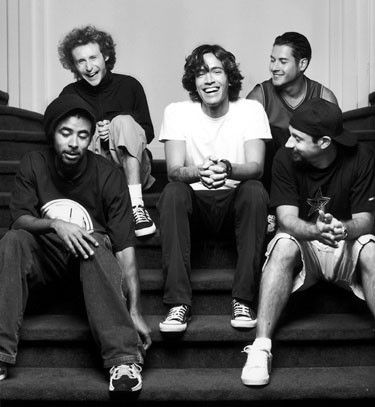 Incubus, favorite band ever. I followed them around TX like a groupie last summer <3