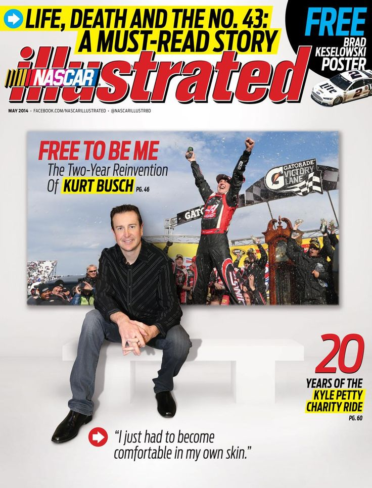 NASCAR Illustrated - May 2014