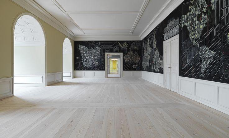 Jesper Christiansen, Entrance Hall, Frederik VIII Palæ, Amalienborg - Copenhagen