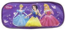 Princess Aurora Snow White Plastic Pencil Case Pencil Box - Purple