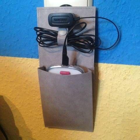 Handyladetasche aus SnapPap - Nähanleitung und Schnittmuster bei Makerist
