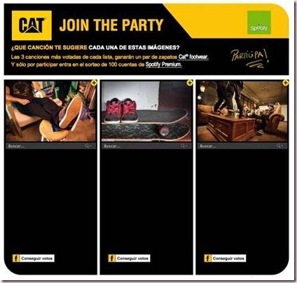 Ganáte unas CAT y una cuenta Spotify