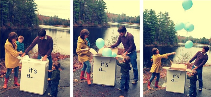our gender reveal :)