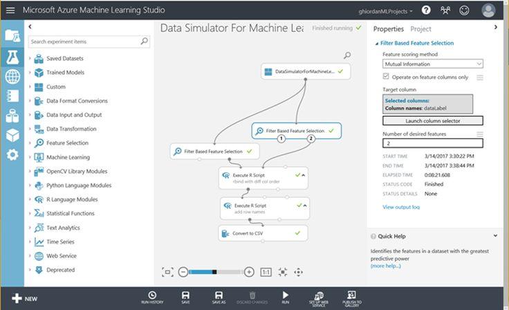 Data Simulator For Machine Learning