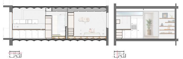 A53 | Casa Pizarro - Sections