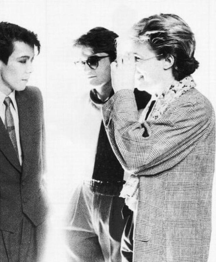 Masami Tsuchiya, Steve Jansen and David Sylvian