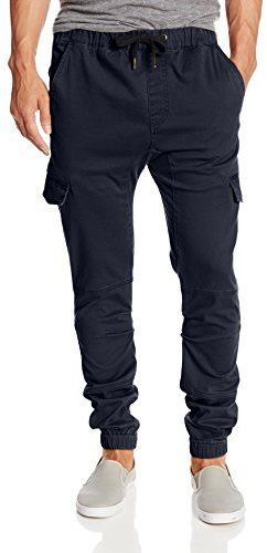 Black Hearts Brigade Men's Flash Cargo Jogger Pant
