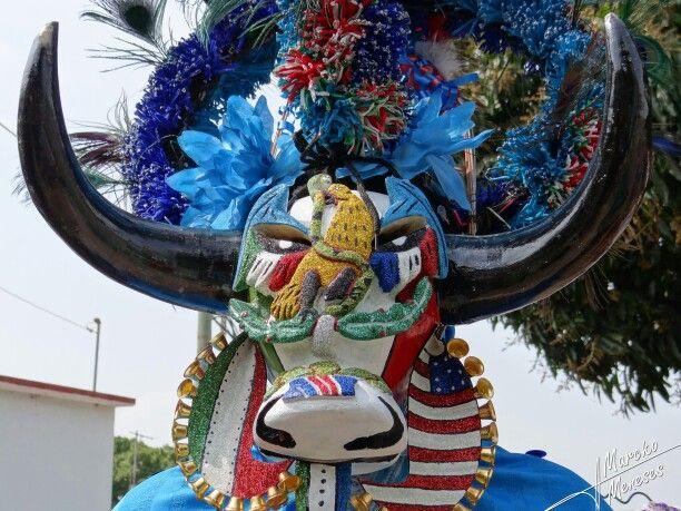 Carnaval de Almolonga, Veracruz.