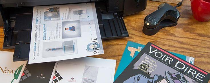 zhannadesign: Best Inkjet Printer for Graphic Designers