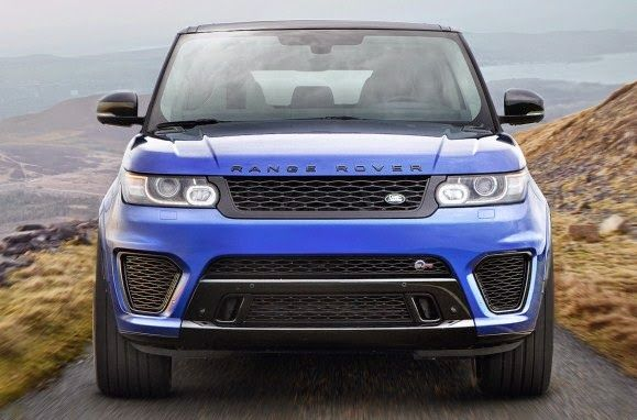 2015 Range Rover Sport SVR Release Date Review - The Range Rover Sport SVR is the quickest and most intense Land Rover ever.