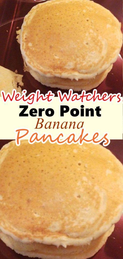 Zero Point Banana Pancakes – Skinny Recipes