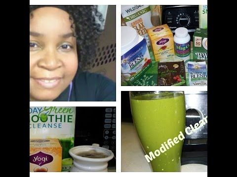 JJ Smith 10 Day Green Smoothie Cleanse (Modified) Day 1 & Update - http://www.quickhealthyweightlosstips.com/weight-loss-smoothies/jj-smith-10-day-green-smoothie-cleanse-modified-day-1-update/