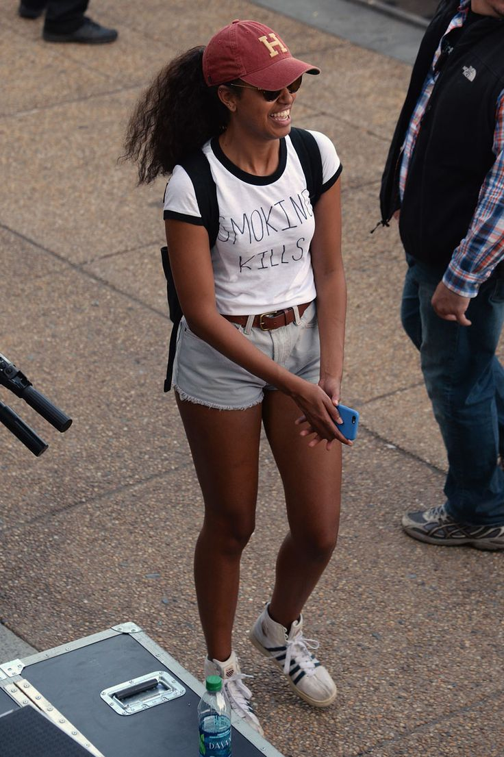 #FirstDaughter Of The United States  #Malia Obama September 2016