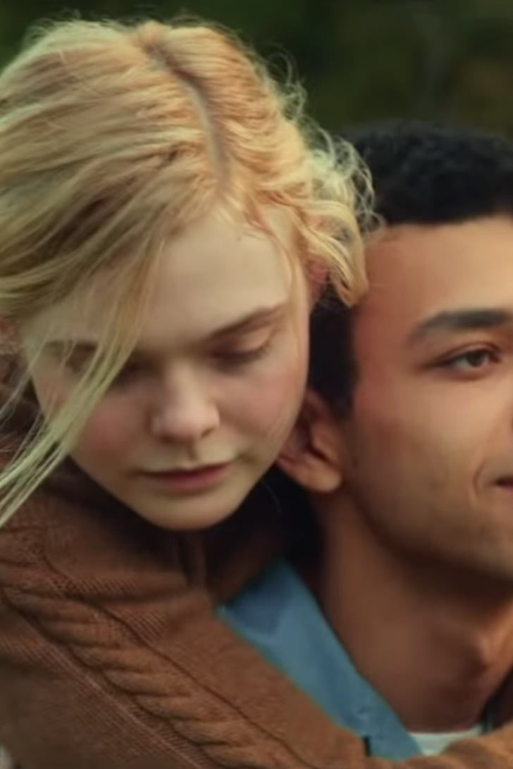 Justice Smith And Elle Fanning Wander Into A Heartbreaking Romance In All The Bright Places Trailer In 2020 Girl Movies Romance Movies Best Elle Fanning