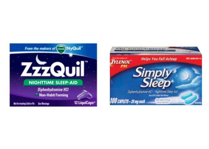9 Over The Counter Medicines You Should Pack For Every Trip Nighttime Sleep Aid Sleep Medicine Best Sleep Aid