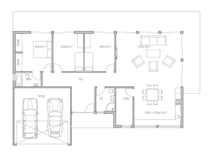 21 best Floor Plans images on Pinterest   Site plans, Modern ...
