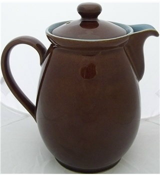 Denby J. Bourne - Homestead coffee pot