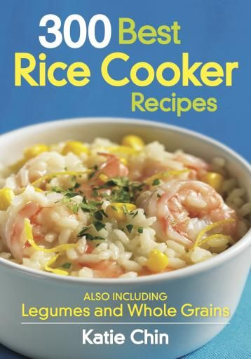 The rice cooker is an amazingly versatile appliance.  When is a rice cooker not a rice cooker? When it becomes one of the most versatile and useful tools in any contemporary cook's kitchen. We all know that you can make perfect rice in a rice cooker, but whole grains and beans are also perfectly suited to it. Discover a collection of recipes for a broad range of grains and legumes, including barley, quinoa, polenta, oatmeal, lentils, black beans and more.