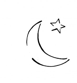 25 best ideas about moon star tattoo on pinterest moon tatto moon tattoos and crescent moon. Black Bedroom Furniture Sets. Home Design Ideas