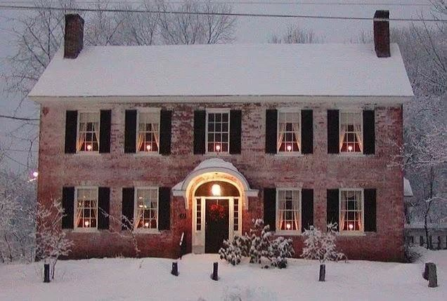Gorgeous Colonial House