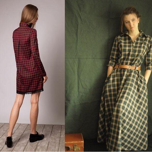 Сегодня, большой популярностью среди девушек пользуются очень женственные и красивые платья рубашки, которые представлены в большинстве коллекций модных домов. Давайте, более подробно рассмо…