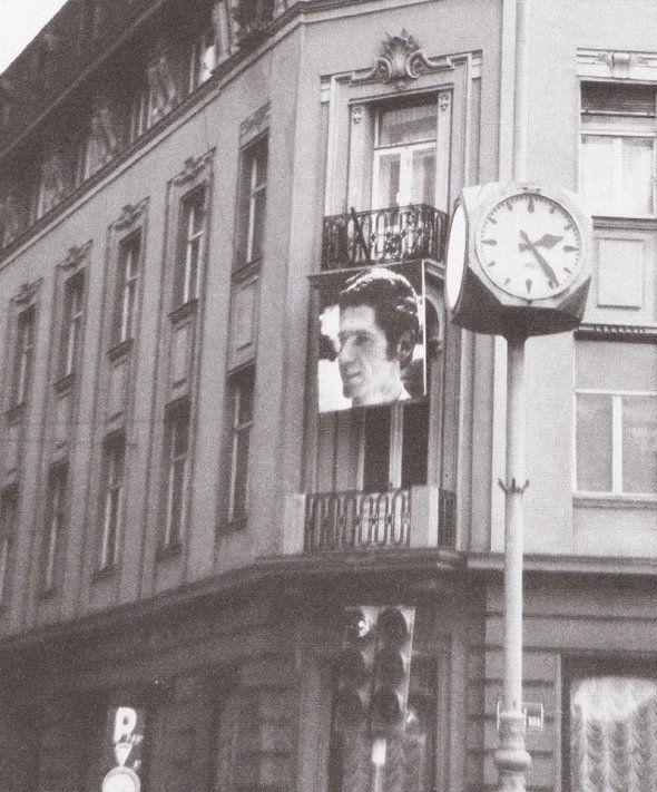 Braco Dimitrijevic Casual Passer By Zagreb Croatia 1971 Casual Zagreb Famous
