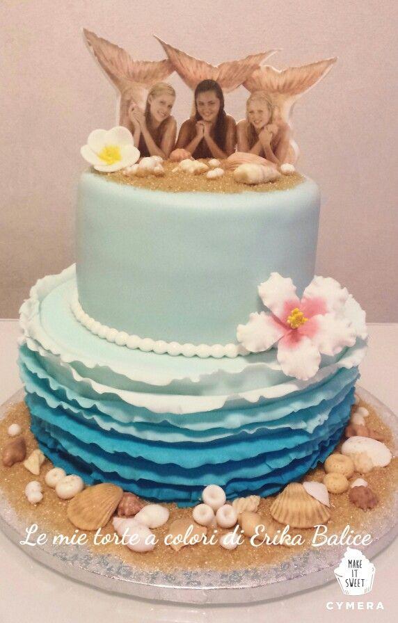 #h2o cake - Le mie torte a colori by Erika Balice