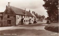 Sheep Street Lamb Inn Pub Burford unused RP old pc Walter Scott