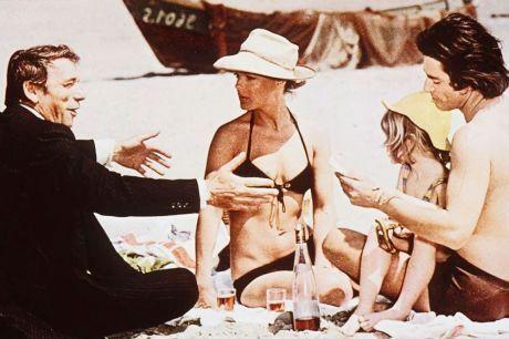 « César et Rosalie », de Claude Sautet : une femme (Romy Schneider) entre deux hommes (Yves Montand et Samy Frey)