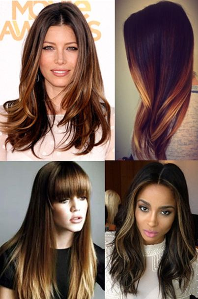 How To Make Your Hair Lighter Naturally For Brunettes