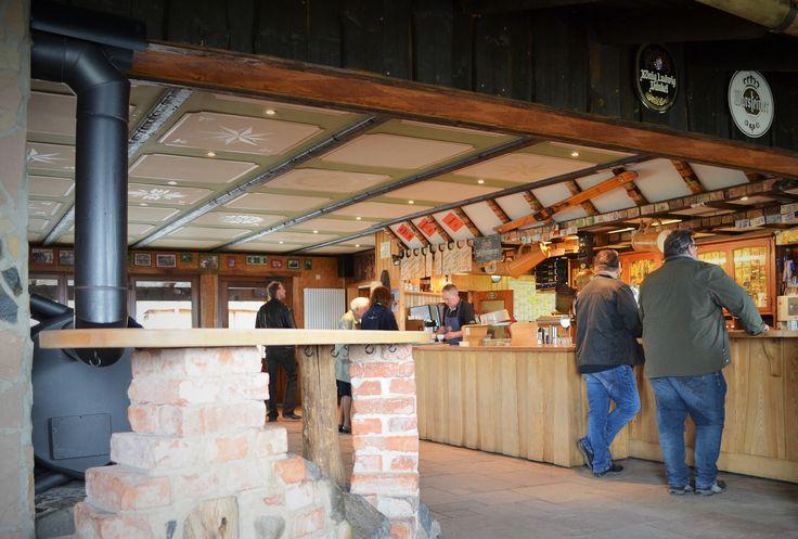 Siggi's Hütte - Theke