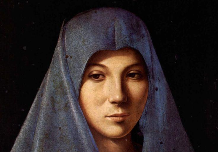 La Madonna nei secoli... viaggio tra i dipinti più belli di sempre.