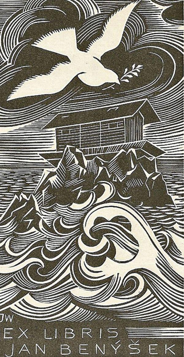 """The Flood"" by Josef Weiser"