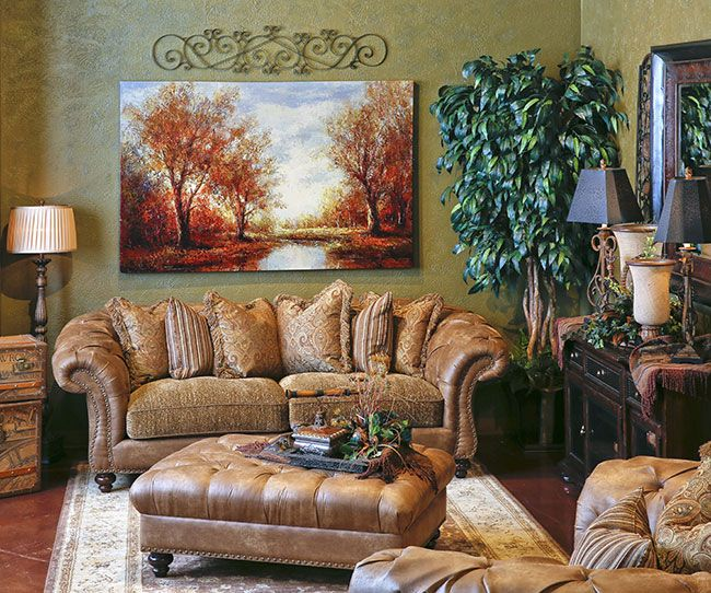 wall tuscan style living room furniture. Rayna Sofa  Hemispheres Tuscan Style DecoratingLiving 19 best images on Pinterest Living room furniture