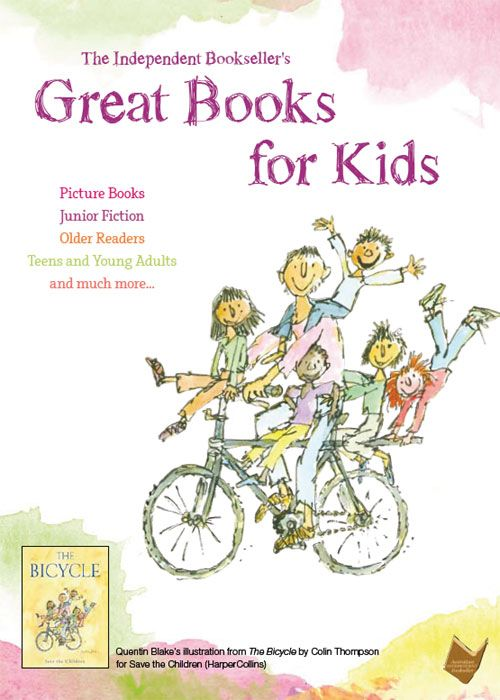 Reading quide for children and teens