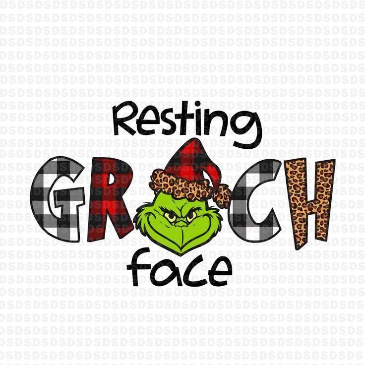 Resting Grinch Face Resting Grinch Face Png Resting Grinch Face Christmas Buy T Shirt Design For Commercial Use Buy T Shirt Designs Cute Christmas Wallpaper Grinch Christmas Party Grinch Christmas