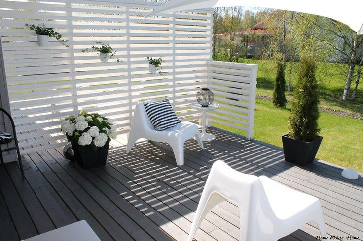 B&W Terrace - Home White Home -blog