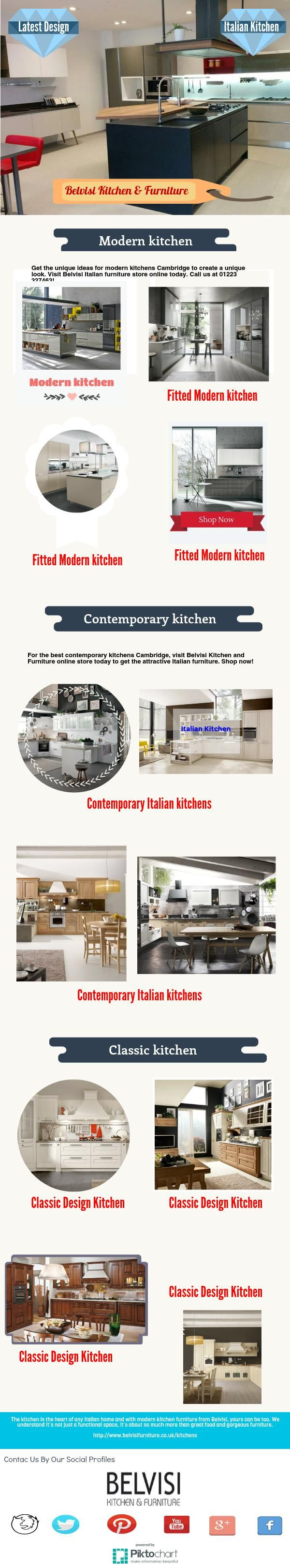51 best Contemporary Italian Kitchens & Dining images on Pinterest