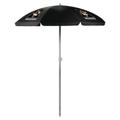 Missouri Tigers Mizzou Umbrella Tall Beach Canopy