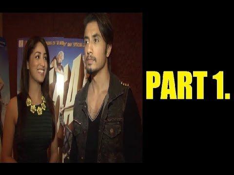 Yami Gautam & Ali Zafar interview | TOTAL SIYAPAA PART 1.