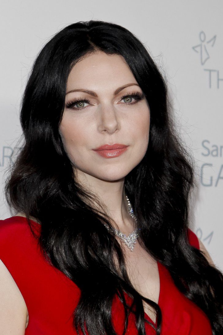 Pin for Later: Celebrities Brought Their Beauty Best to These Golden Globes Parties Laura Prepon Laura's lush lashes for the Art of Elysium Heaven Gala are dazzlingly different from her OITNB character's signature winged liner look.