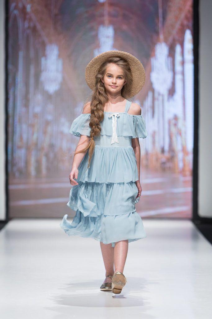 Aristocrat Kids Riga Fashion Week Kids Fashion Catwalk