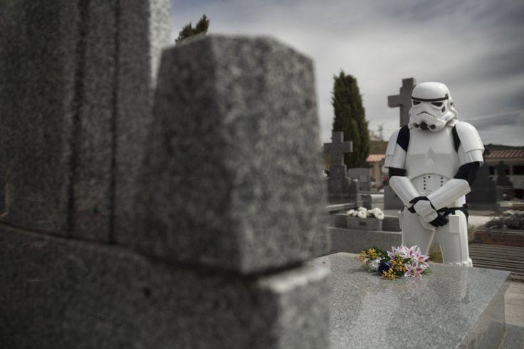 전쟁 없는 갤럭시에 사는 스톰트루퍼들의 일상 화보(사진 16장)